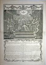 1782 Appartenance à la confrérie du Saint-Esprit