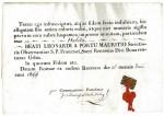 1866 Léonard de Port Maurice