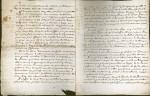 1725 Relation d'adjuration