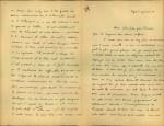 Lettre du Fr Charles-André Poissonnier